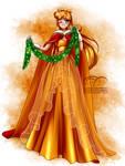 Christmas Princess - Venus by tiffanymarsou