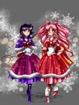 Magical Winter Girls