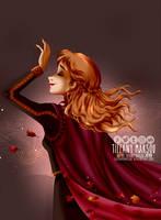 Frozen II - Anna by tiffanymarsou