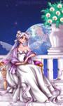 Queen Serenity by tiffanymarsou