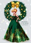 ID Green Christmas