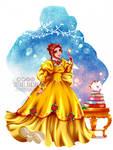 Merry Christmas Princess - Belle