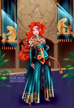 Queen Merida