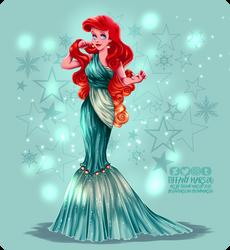 Glamouros Ariel