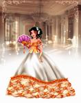 Vintage Magic - Snow White by tiffanymarsou