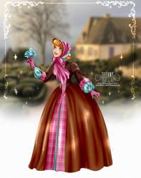Vintage Magic - Cinderella