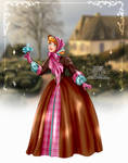 Vintage Magic - Cinderella by tiffanymarsou