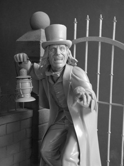 Lon Chaney Sr in London After Midnight by QuarantineStudio