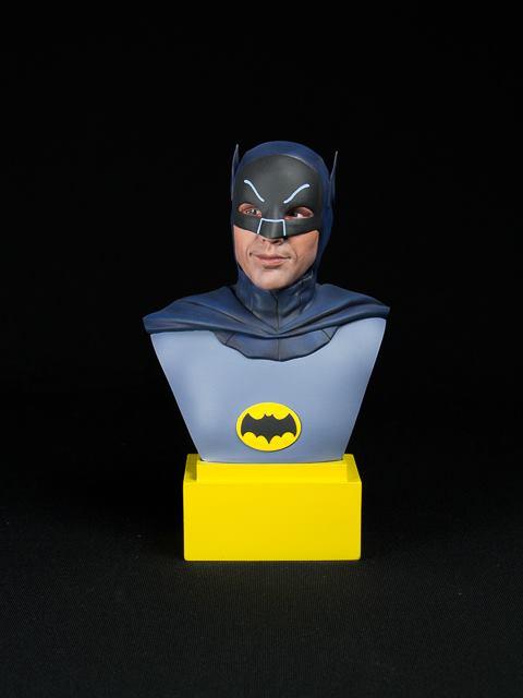 Adam The Batman West Tribute Bust by QuarantineStudio