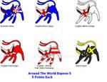 Around The World Espeon 5