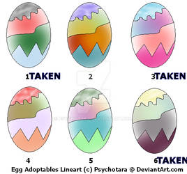 Free Earth Being Egg Adopts