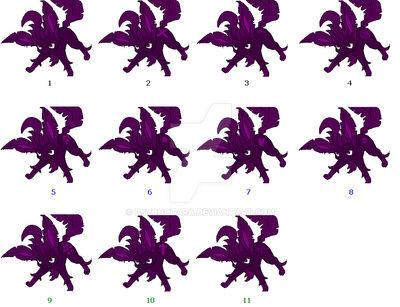 Purple Leafeons Adopts :OPEN: