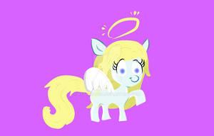 Halo The Heaven Pony Oc By Sir Knite