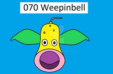 Normal Weepinbell