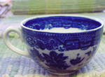 Blue Willow Teacup