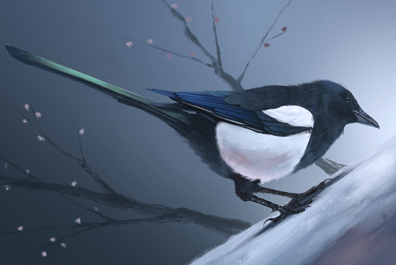 The Magpie by InnocentPrime