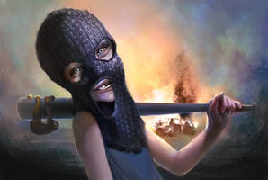 Riot season by InnocentPrime