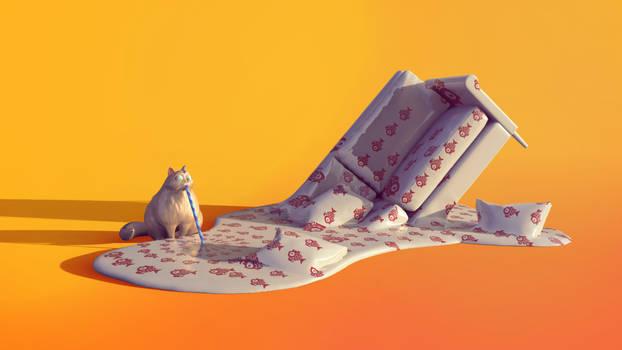 Molten Couch