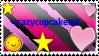 mai stamp =w= by crazycupcakecat