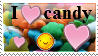I LOVE CANDY STAMP (FAIL LAWL.)