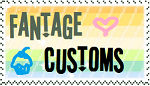 Fantage Customs stamp owo
