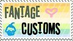 Fantage Customs stamp owo