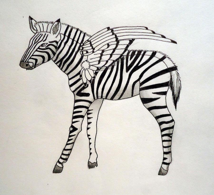 Zebrapega by Chequer