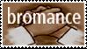 bromance stamp by BRAVINTO