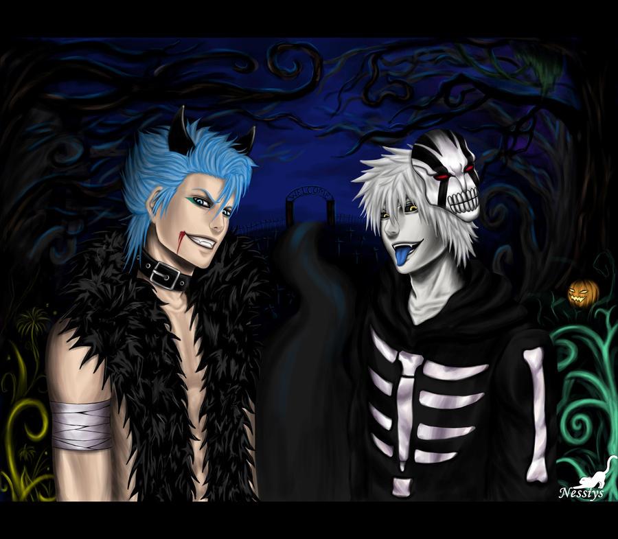 Halloween'10 by nessiys
