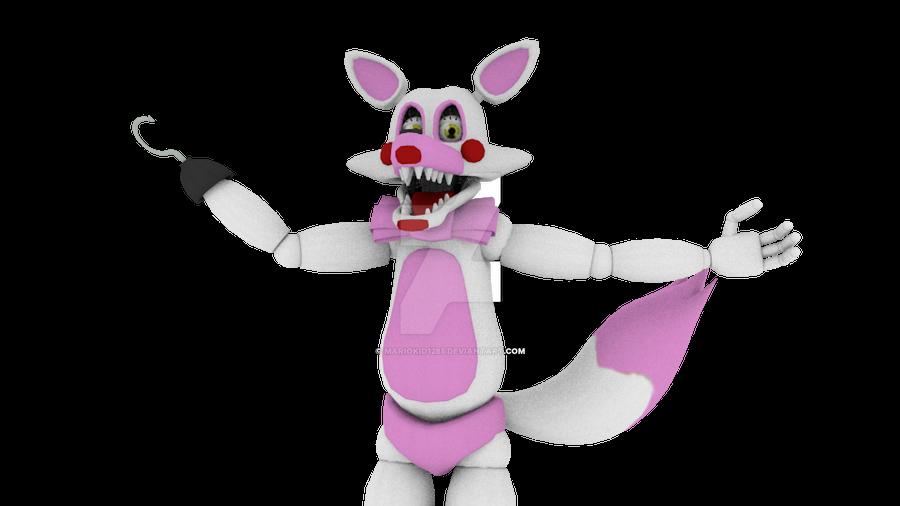 toy foxy by mariokid1285 on deviantart