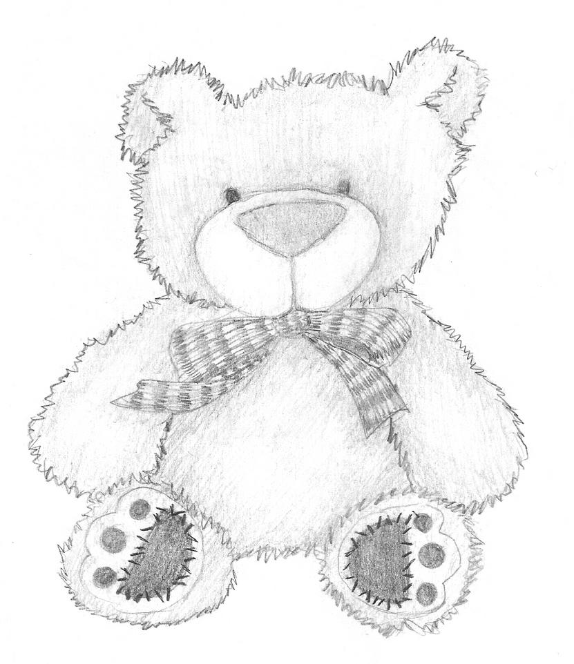 Cute bear drawings tumblr - photo#15