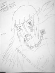 Karin Kagura [Concept Art]