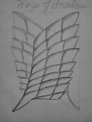 Wings Of Freedom [Sketch]