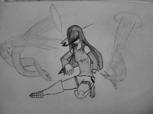 Karin Kagura [Sketch]