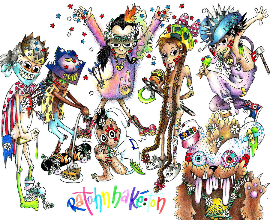 RatohnhaGANGSTAH by CreamyBumCheeks