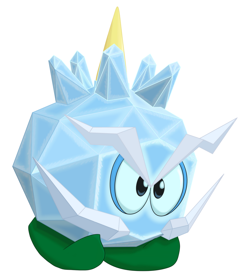Massive Mario Collab - Chief Chilly by DragonKazooie89