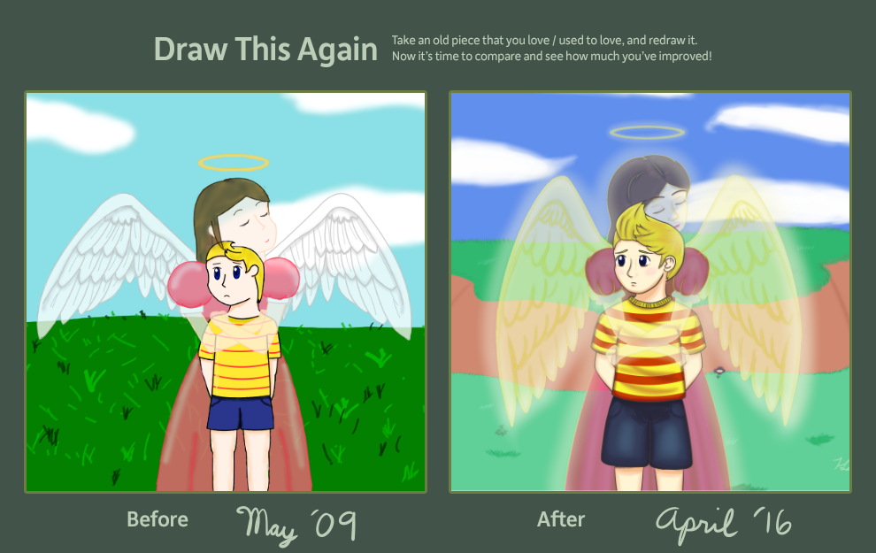 Draw This Again Meme - You're Not Alone