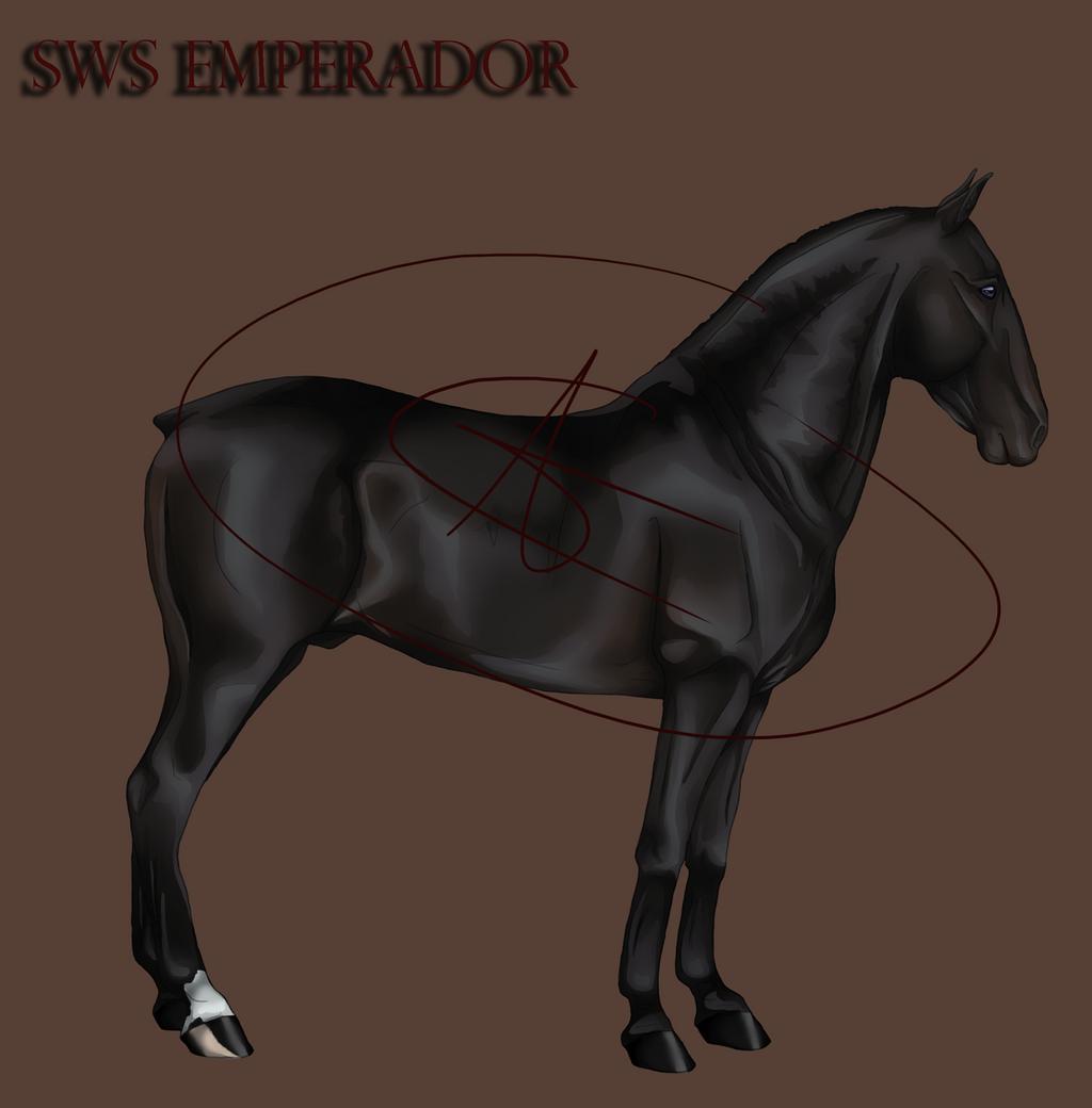 SWS Emperador_WIP by CalyArt