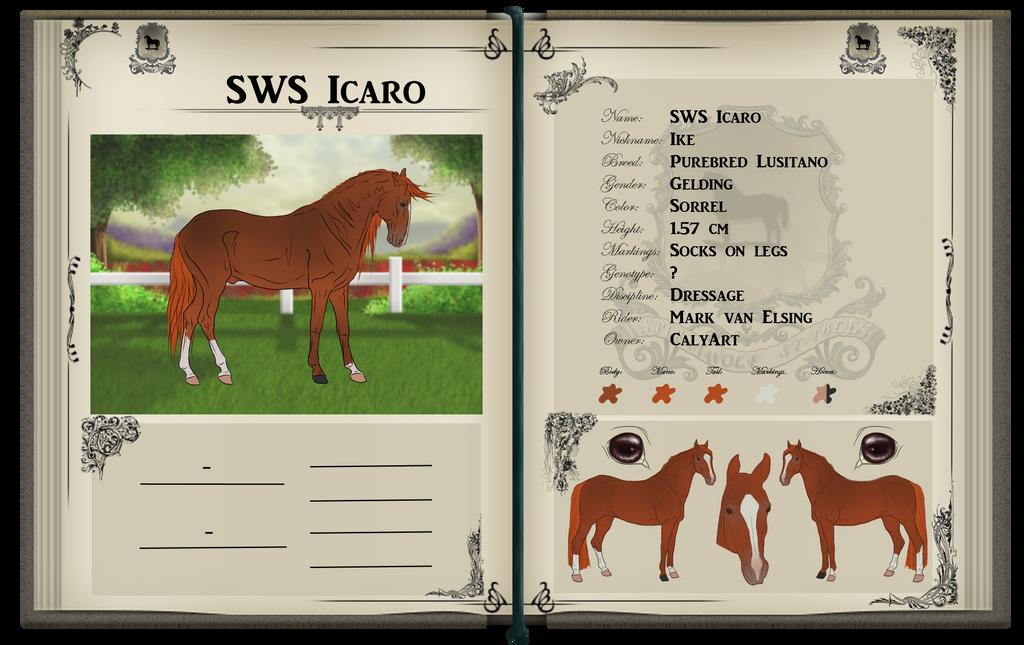 SWS Icaro by CalyArt