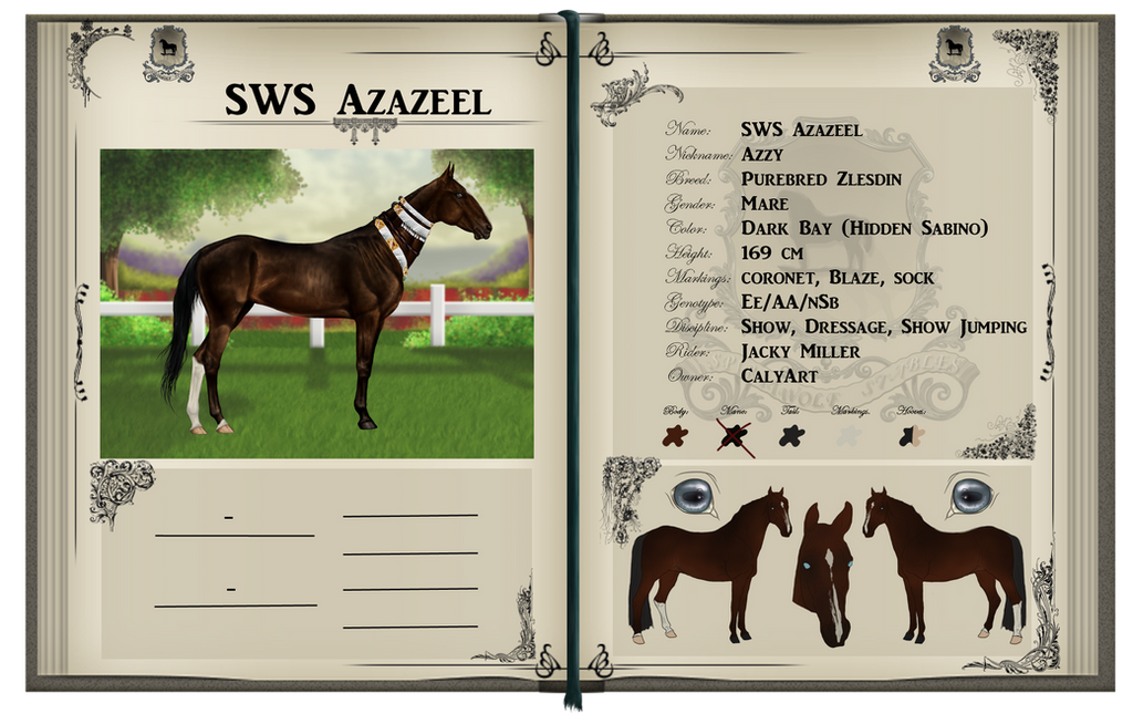 SWS Azazeel by CalyArt