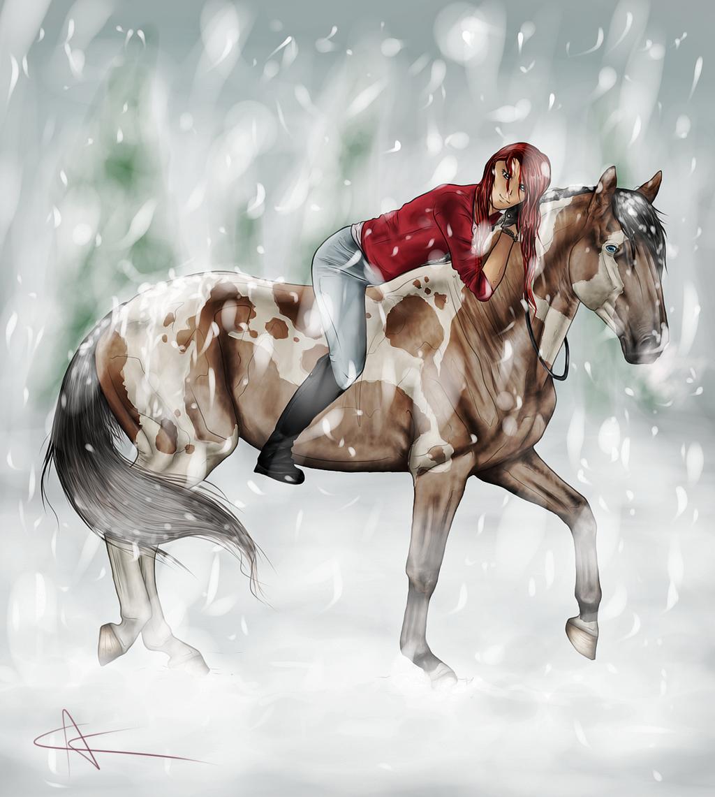 Traaker Winter-Import 95 Artbid by CalyArt