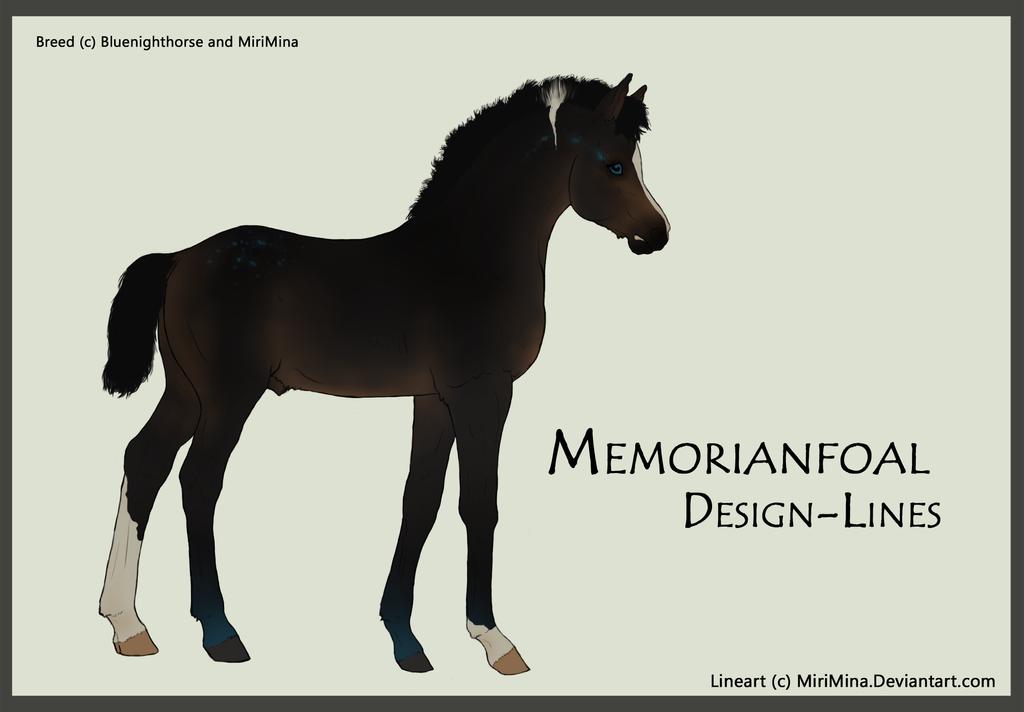 Carthago - Foal Design by CalyArt