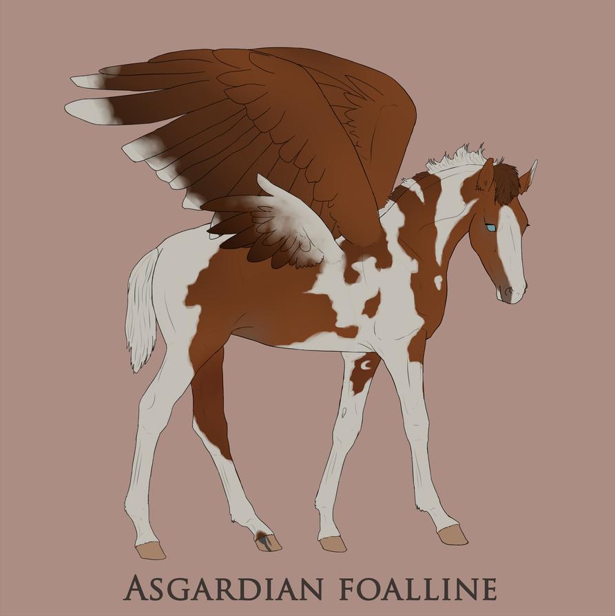 SWS Freyja - Foaldesign by CalyArt
