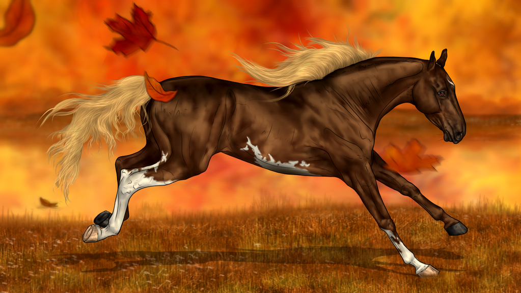 [COM]~ Autumn is calling ~ by CalyArt