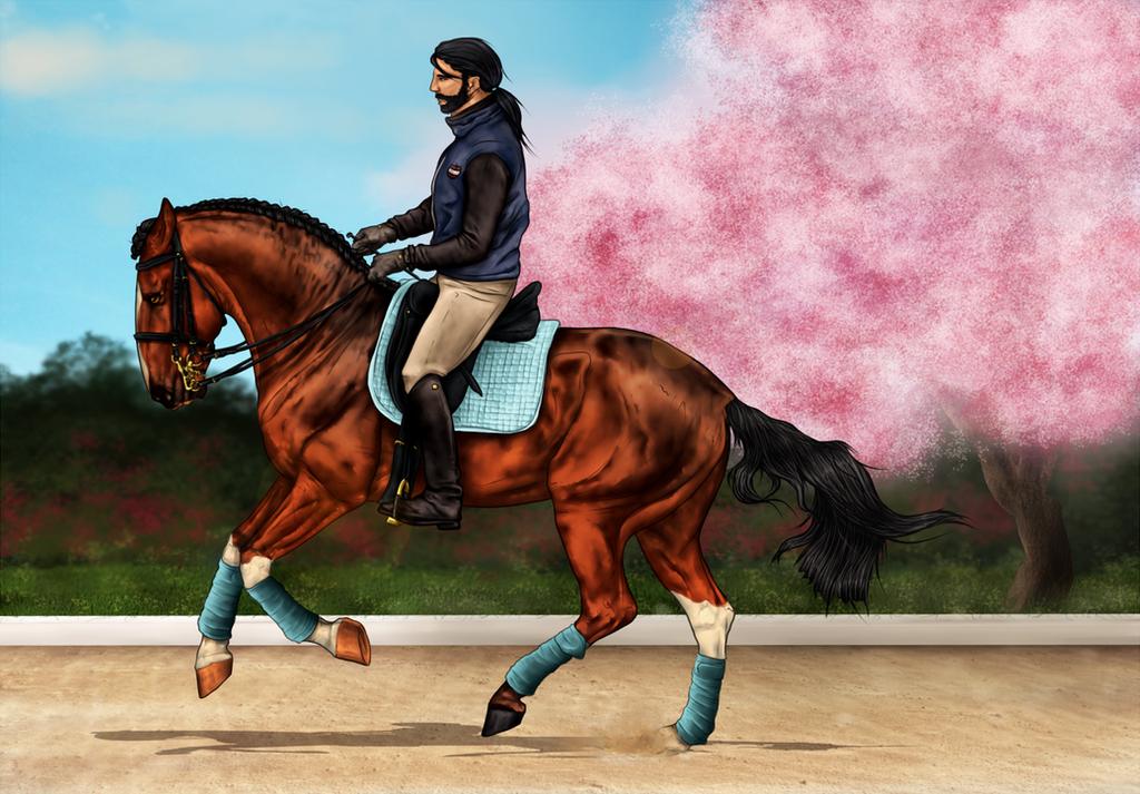 ~Spring Training~ by CalyArt