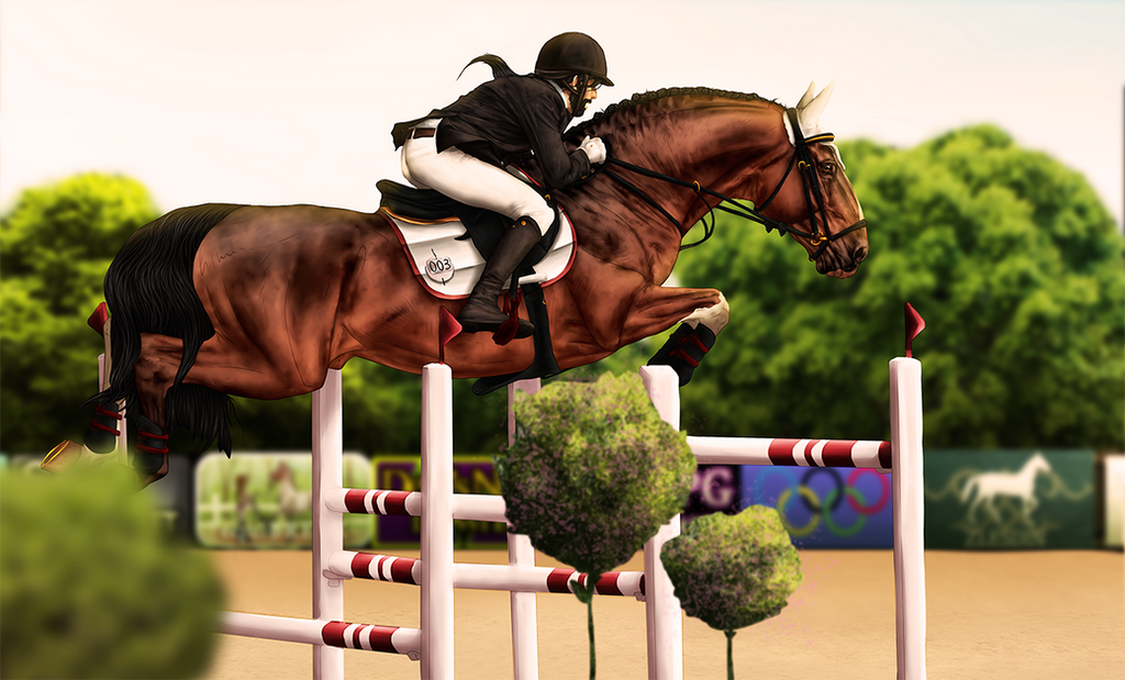 ~AUSE Qualifier Two - SJ~ by CalyArt