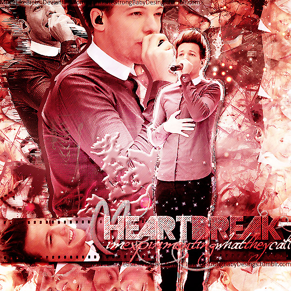 +Heart Break by MoveLikeBiebs