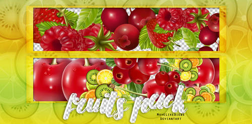 +Fruits PNG Pack by iBeInsomnia
