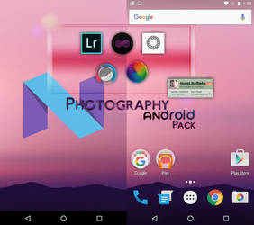 +Photography Android Pack - Download by iBeInsomnia