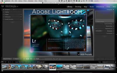 +Adobe Lightroom + 1400 Presets - Download by iBeInsomnia